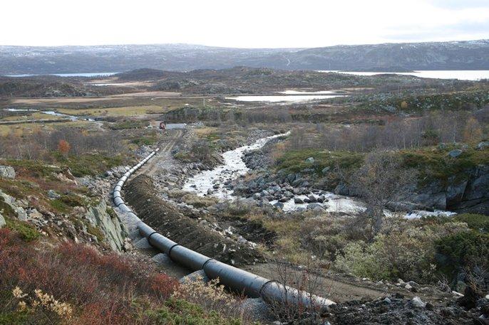 Solution techniques PAM - canalisations fonte ductile pour hydroélectricité