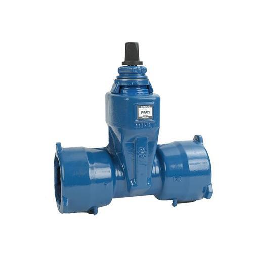 robinet-vanne emboîture tuyau en fonte ductile