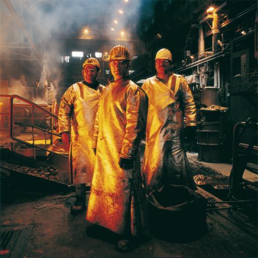 Saint-Gobain PAM - usines en France - Made in France - canalisations fonte ductile