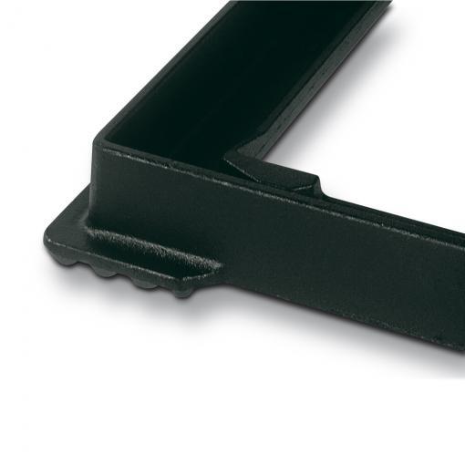 PARXESS ® - Vue du cadre à semelle crantée