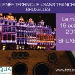 """Journée Technique """"Sans Tranchée"""" Bruxelles"""